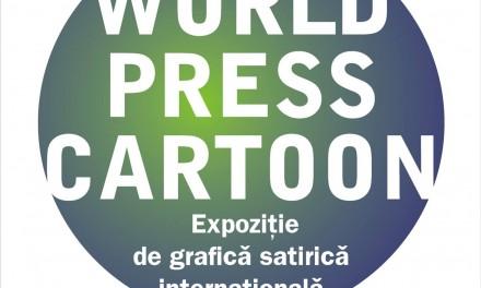 Cele mai bune caricaturi ale Festivalului World Press Cartoon