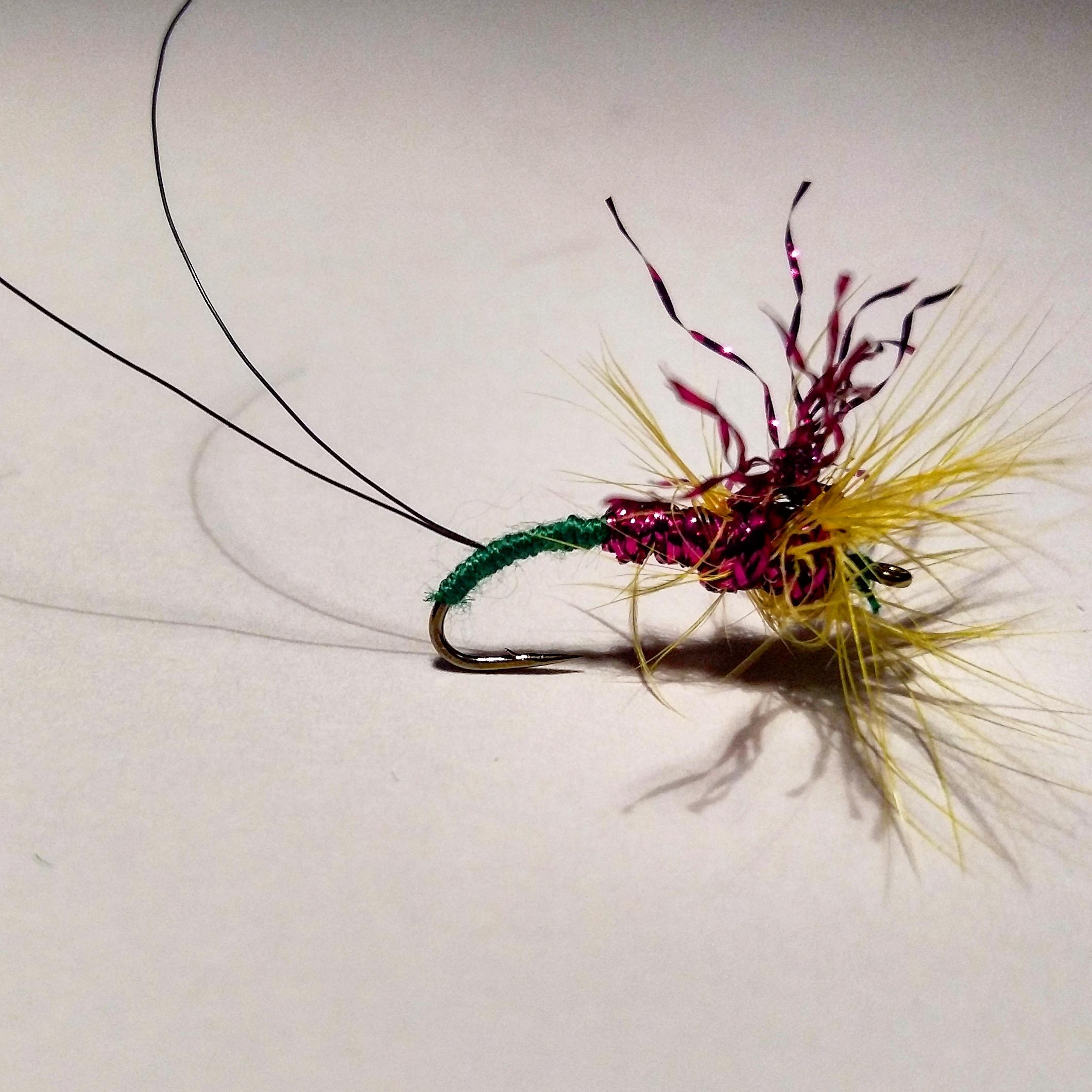 flyfishing LM 20