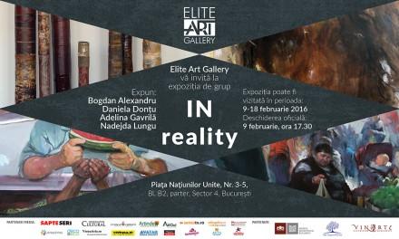 IN reality @ Elite Art Gallery, București