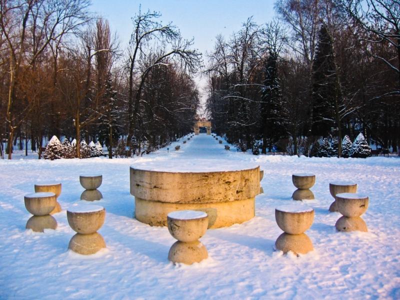 """""""Colocviile Brâncuși"""", expoziții și concert la Târgu Jiu, în seria de evenimente dedicate marelui sculptor român"""