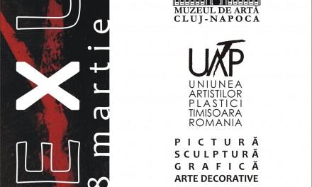 """""""NEXUS"""". Expoziție colectivă a artiștilor din UAP Timișoara @ Muzeul de Artă Cluj-Napoca"""