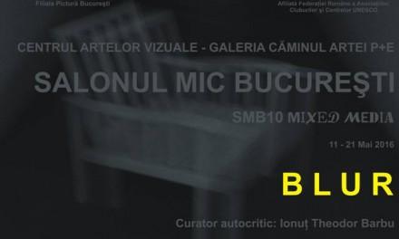 SALONUL MIC BUCUREŞTI (SMB10 mixed media) 2016