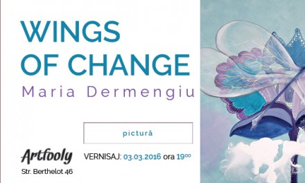 """Wings of Change"" @ Artfooly Gallery"