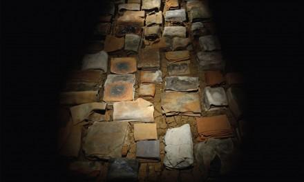 """Expoziția """"Arheologia Memoriei: Cărțile Pământului"""" la Muzeul Național de Artă al Moldovei"""