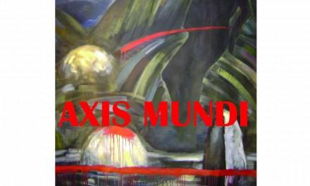 "Andreea Rus ""Axis Mundi"" @ Galeria Odeon, București"