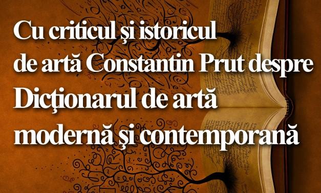 Constantin Prut la Cafeneaua critică