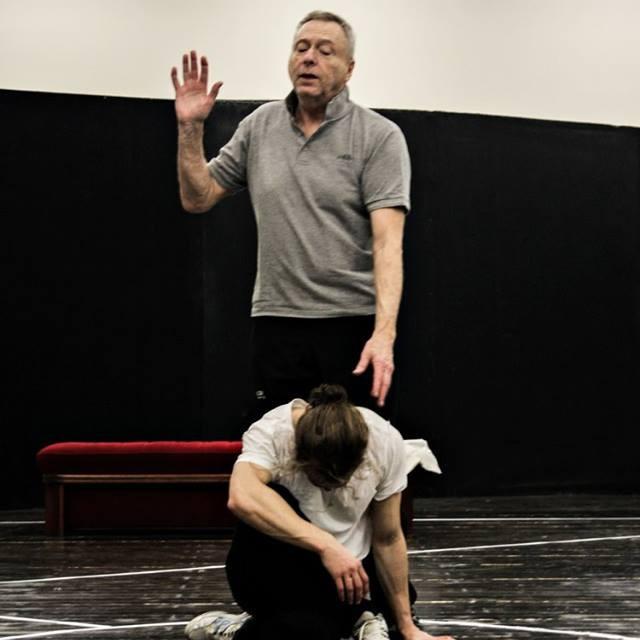 l'OmDAdA un spectacol de Gigi Căciuleanu @ sala Atelier a Teatrului Național București