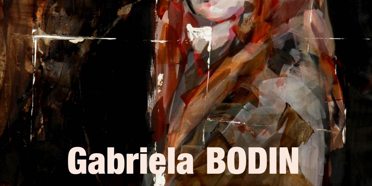"""Gabriela Bodin """"Archive"""" @ Galeria Galateca, București"""
