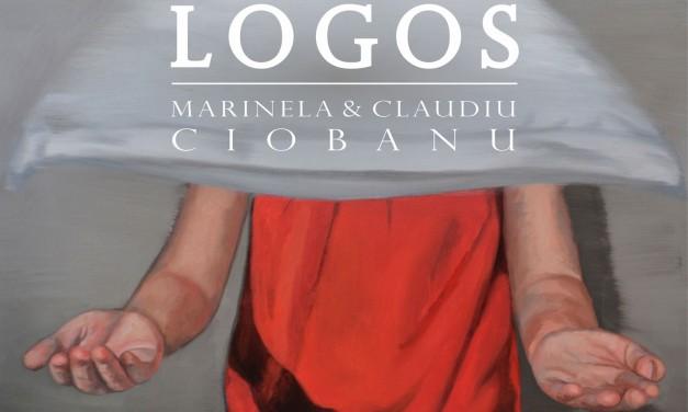"""Marinela și Claudiu CIOBANU """"Logos"""" @ Galeria de artă DANA din Iași"""