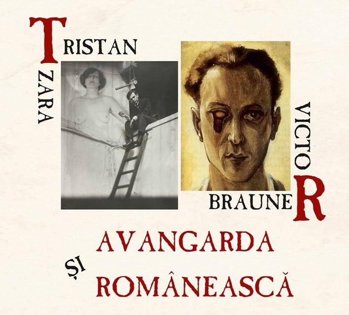 """Expoziţia """"Tristan Tzara, Victor Brauner și avangarda românească"""" @ Galeria La Rond, Chișinău"""