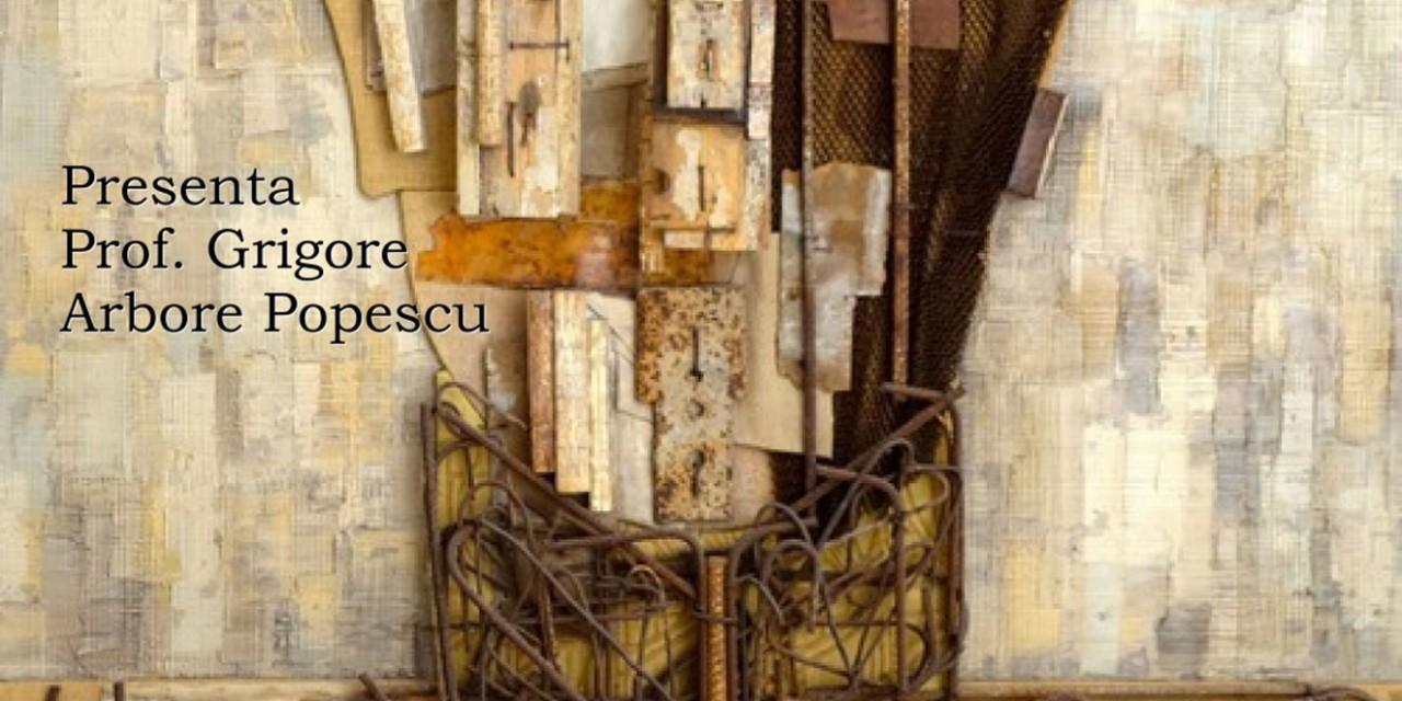 """Expoziţia """"TRUP, ZIDIRE, TIMP"""" de ŞTEFAN RÂMNICEANU în Noua Galerie IRCCU Veneţia"""