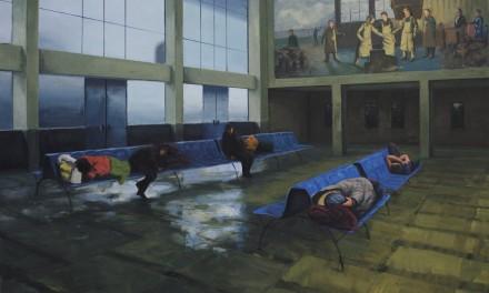 Șerban Savu @ Nicodim Gallery, Los Angeles