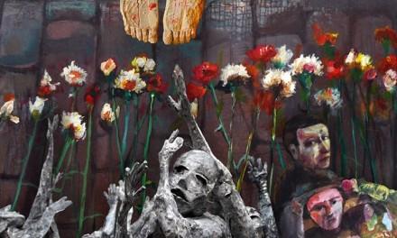 FIG 2 // Expoziție de Ioan Iacob, Mircea Roman, Aurel Vlad și Florentina Voichi