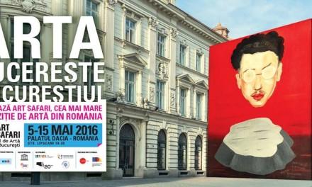 Cea de-a treia ediție a Pavilionului de Artă București – Art Safari