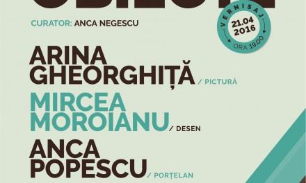 Ființe și obiecte @ galeria Artfooly București