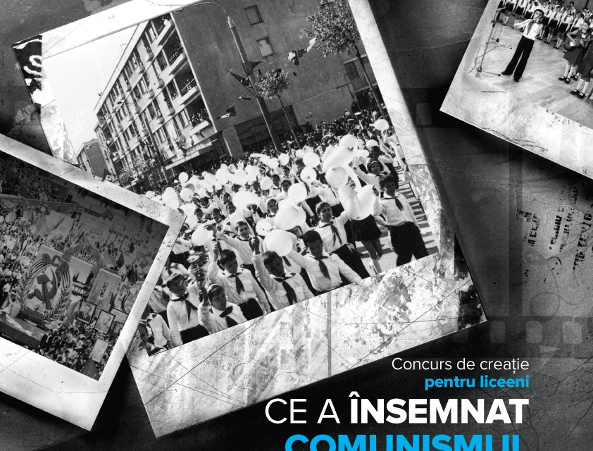 Concursul de creație: Ce a însemnat comunismul pentru familia ta