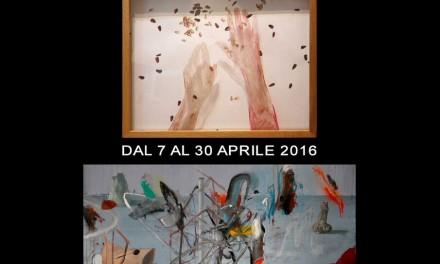 "Laurian Popa și Diana Serghiuță ""Focus Romania: Memorii organice"" @ Galleria MAG, Como"