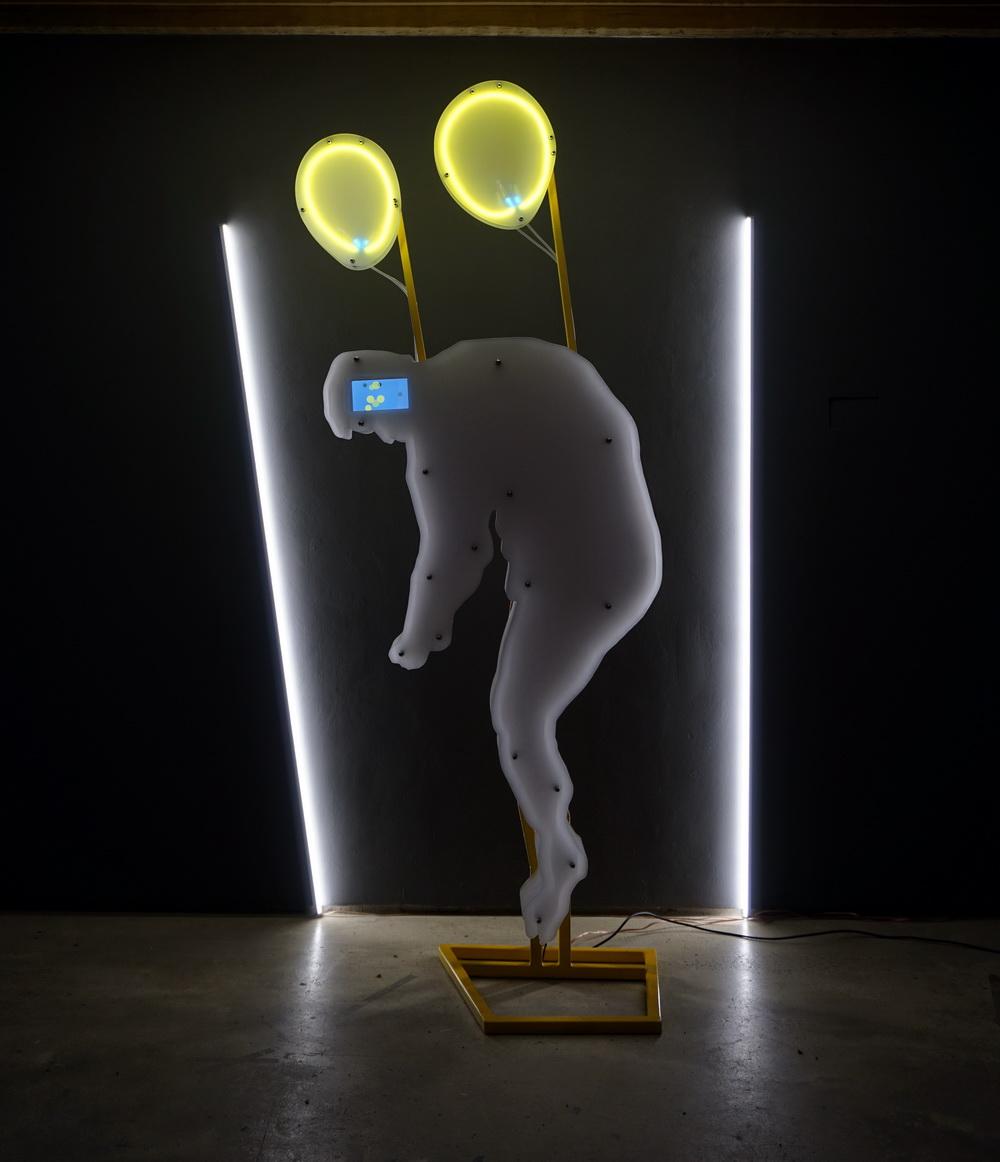 """Cosmin Haiaș """"Unelte pentru un viitor mai bun"""" @ Aiurart Contemporary Art Space, București (4)"""