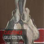 """Expoziția de artă plastică Gelu Costea """"Cucutence"""" @ ICR Budapesta"""