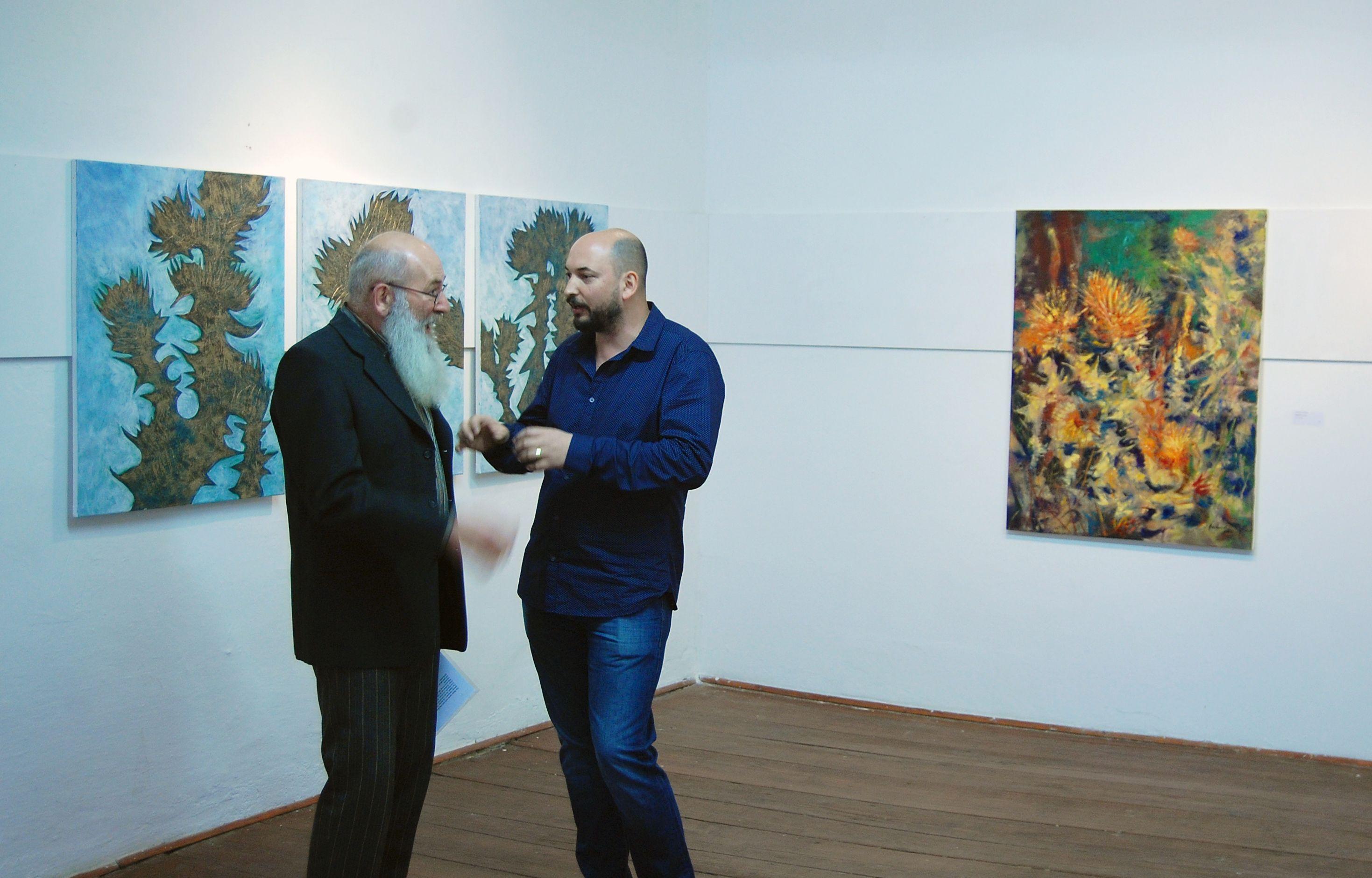 Laurentiu Midvichi - Disteln und Dornen - 005