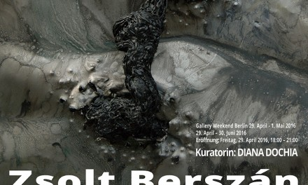 "Zsolt Berszán ""Dissecting the Unknown"" @ Anaid Art Gallery, Berlin"