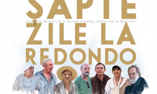 """Expoziția de picturăȘapte Zile la Redondo @ Teatrul Național """"I.L. Caragiale"""""""