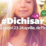 5 motive să nu ratezi #Dichisar de Florii | 23-24 Aprilie-ediție aniversară 1 an!