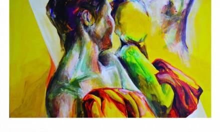 "Larisa Melnic ""Oglindiri"" @ Galeria Odeon, București"
