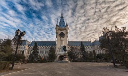 """Deschiderea oficială a Palatului Culturii, Complexul Muzeal Național """"Moldova"""" Iași"""