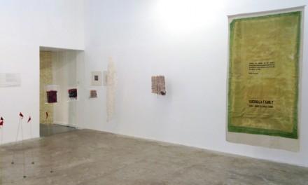 """Dorina Horătău și Claudia Mușat """"STARE"""" – expoziție de arte textile la Casa Artiștilor din Tel Aviv"""