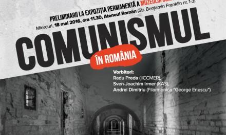 Expoziția Comunismul în România la Ateneul Român