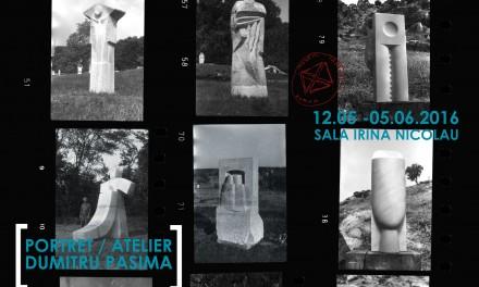 """""""Portret / Atelier. Dumitru Pasima"""" @ Muzeul Național al Țăranului Român"""