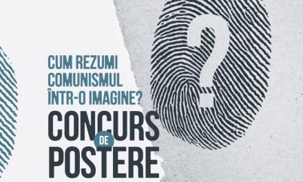 Concurs de postere Cum reprezinţi comunismul într-o imagine?