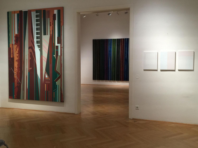 """Dana Constantin, Marcel Bunea """"Verführung der Abstraktion"""" @ FIVE PLUS Art Gallery, Vienna (11)"""