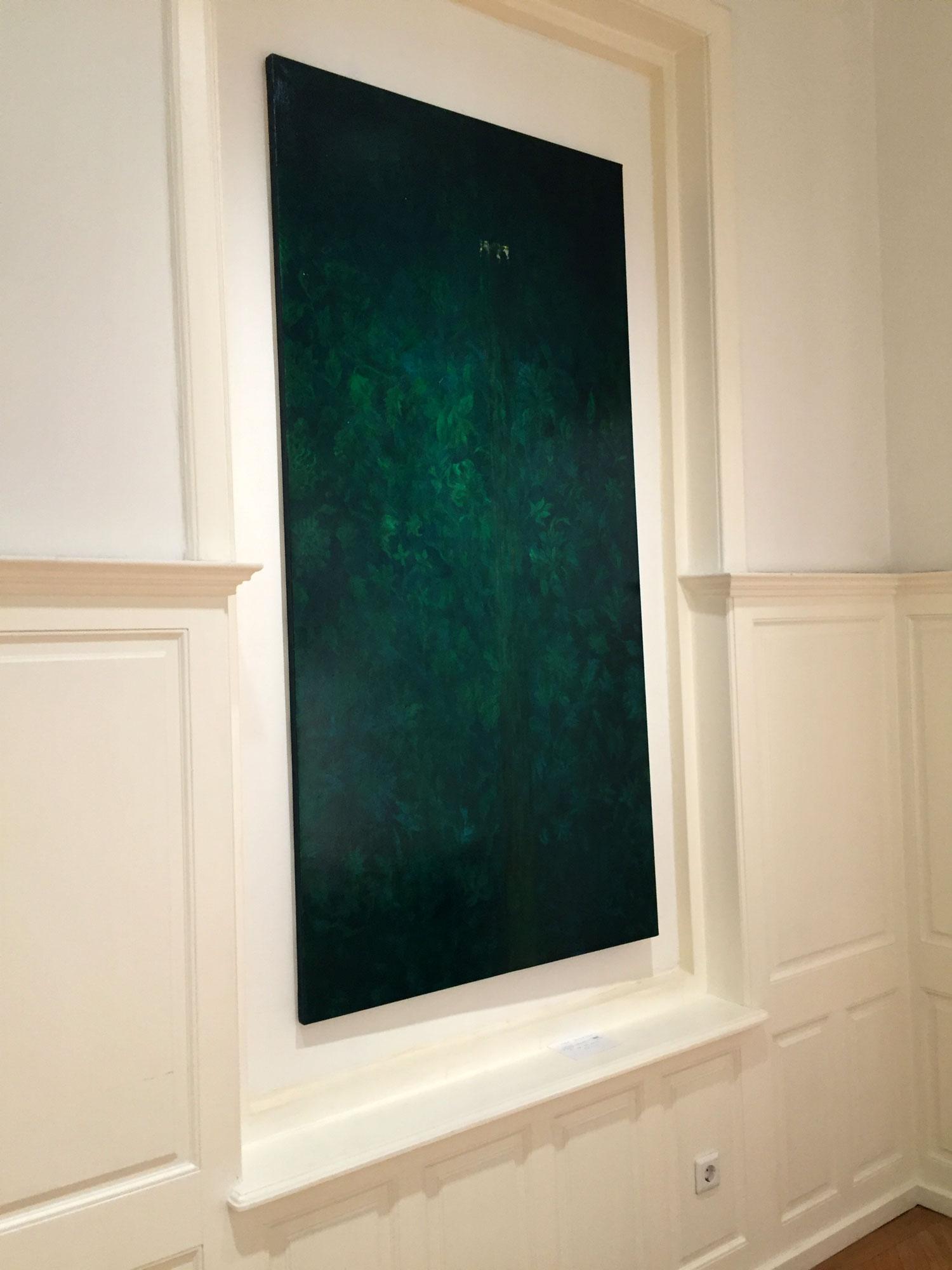 """Dana Constantin, Marcel Bunea """"Verführung der Abstraktion"""" @ FIVE PLUS Art Gallery, Vienna (13)"""