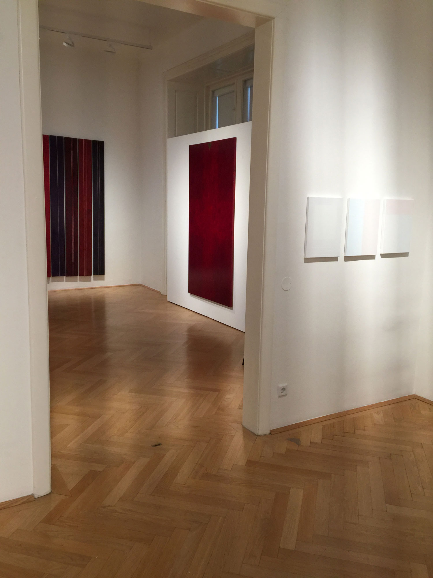 """Dana Constantin, Marcel Bunea """"Verführung der Abstraktion"""" @ FIVE PLUS Art Gallery, Vienna (9)"""
