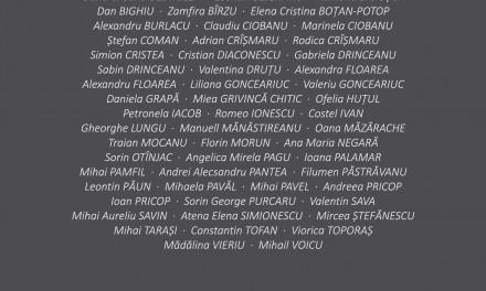 """Expoziție de pictură, grafică și sculptură """"Simeza Ieșeană"""" @ GALERIA DE ARTĂ MOBILĂ, Iași"""