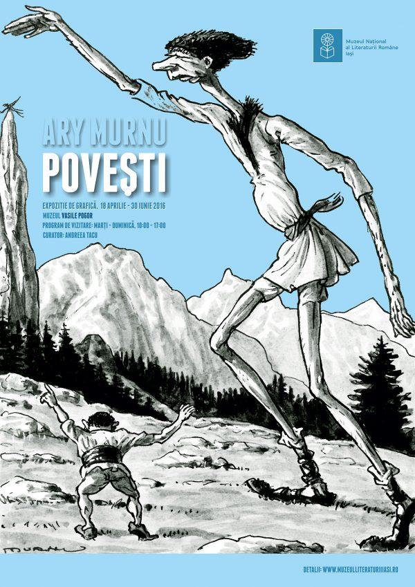 Grafica lui Ary Murnu la povestile lui Ion Creanga (2)