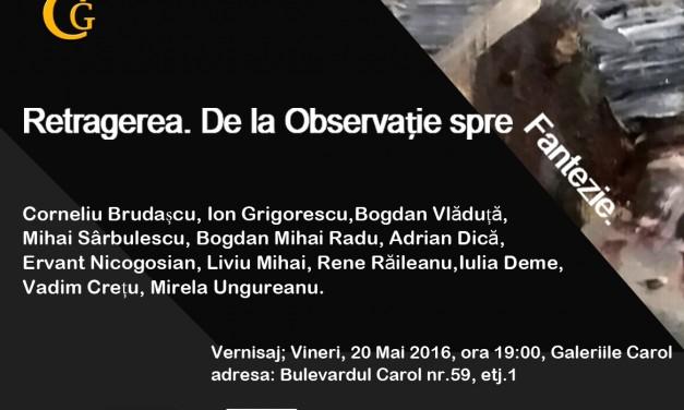 Inaugurarea Galeriilor Carol, București