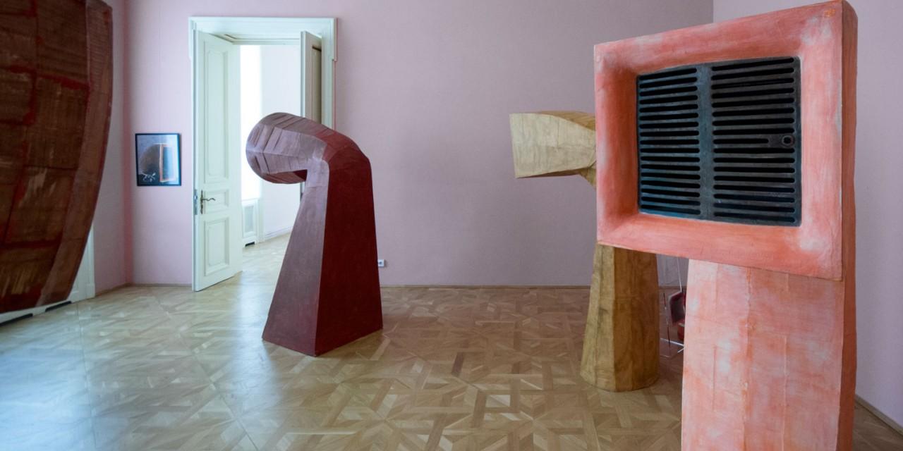 """Mircea Roman """"Trama rama Drama"""" @ Muzeul de Artă Craiova"""