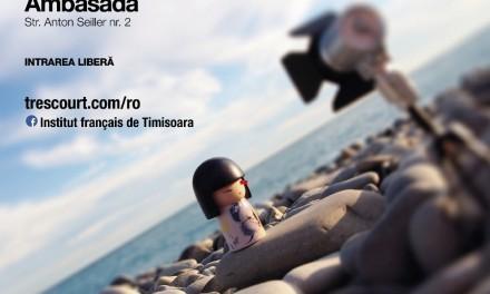 Festivalul International al Filmelor de Foarte Scurt Metraj TRES COURT revine la Timisoara