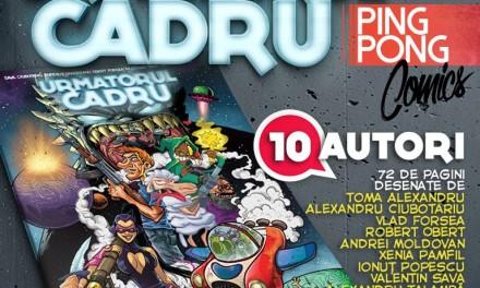 Următorul Cadru – Ping Pong Comics