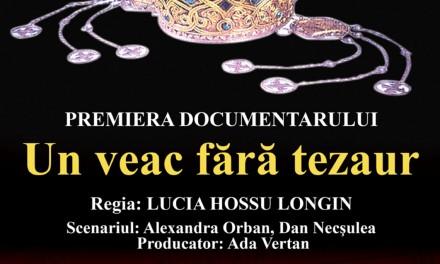 Premieră: Un veac fără tezaur, regia Lucia Hossu Longin, la Institutul Cultural Român