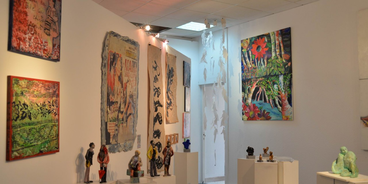 ATELIER JUTKA  Gallery @ Art Safari 2016
