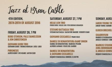 Jazz ediția IV @ Bran Castle