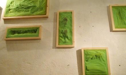 """Florin Marin """"Spuma zilelor"""" @ Galeria Nano, Fabrica de pensule, Cluj-Napoca"""