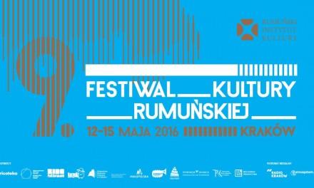 Începe cea de-a IX-a ediţie a Festivalului Culturii Române la Cracovia