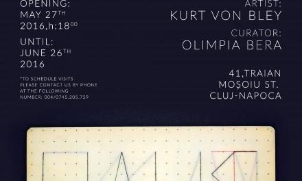 "Kurt von Bley ""Haus&Haut"" @ Visual Contact, Cluj-Napoca"