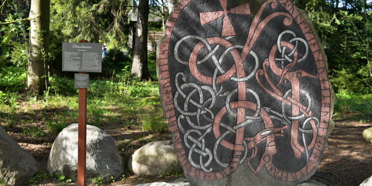 Skansen museul culturii traditionale Suedeze