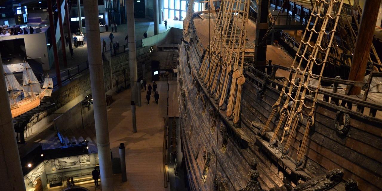 Vasa Museum – Stockholm